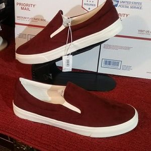 Old Navy Suede Slip on